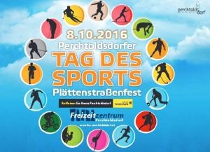sport day in Perchtoldsdorf