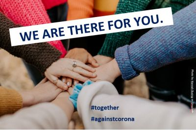 Together against corona